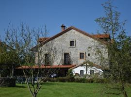 Casona Camino de Hoz, Hoz de Anero (Ribamontan al Monte yakınında)