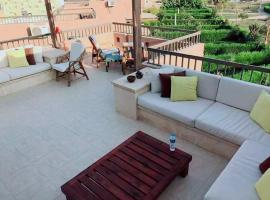 مارينا وادى دجلة السخنة _ طريق السويس Marina wadi degla villa 4room, Ain Sokhna