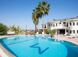 Meryem's Hotel, Кирения
