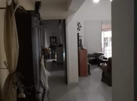 Costa's house, Apesha (Korphi yakınında)