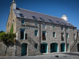 The Storehouse Restaurant with Rooms, Kirkwall