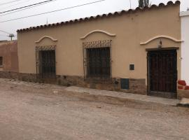 Casa Pedacito de Cielo Tilcara