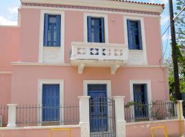 Villa Agia Ekaterini, Fournés