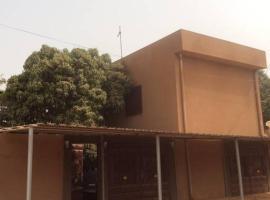 Appartement chez les ouattara, Ouagadougou (Near Koudougou)