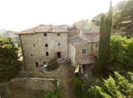 Villa Gioietta, Strada (Linari yakınında)