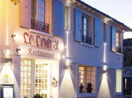 Le Central, Coulon