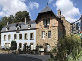 Val Rive - Monet Apartment, Динан (рядом с городом Léhon)
