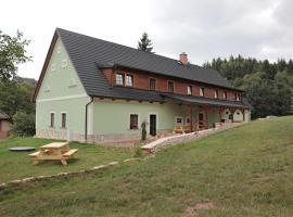Stylové Apartmány Bystré, Stárkov (Jívka yakınında)