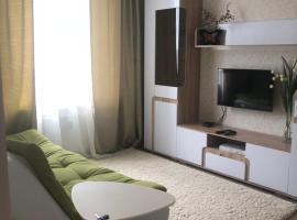 Apartment on Pushkinskoe 13
