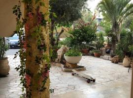 A peaceful house in Caesarea