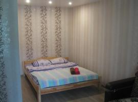 Cozy Apartment on Goncharnaya 26, Borisov (Telyuki yakınında)