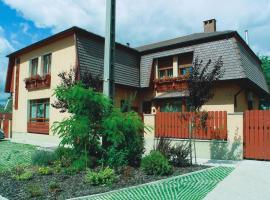 Edelweiss Panzió, Pilisvörösvár (рядом с городом Piliscsaba)