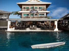 Hotel El Limbo, Bocas Town