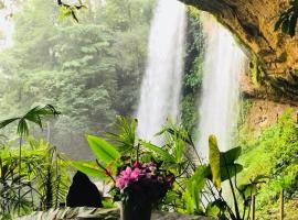 Catarata Diamante by Pacific Journeys