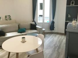 Appartement T2 Cosy Cherbourg Hypercentre NETFLIX