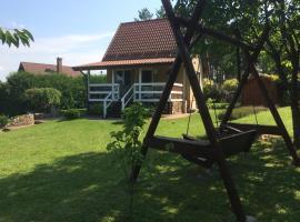 Dom letniskowy Bartek
