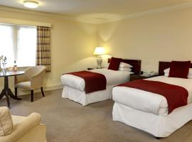 Best Western Plus Orton Hall Hotel & Spa, Peterborough