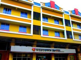 MO2 Westown Hotel - San Juan, Баколод