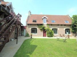 La suite d'Arras, Agny (рядом с городом Dainville)