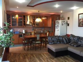 3 комнатная квартира в центре Тюмени