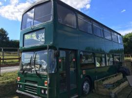 Jeremy Fisher Double Decker Bus
