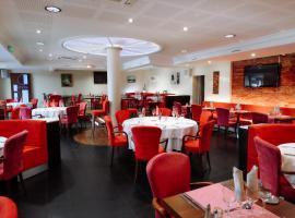 Motel Restaurant l'Enclos, Donneville (рядом с городом Montgiscard)