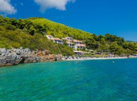 Adrina Beach Hotel, Панормос Скопелос