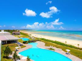 Kumejima Eef Beach Hotel