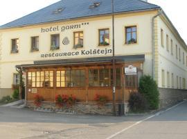 Hotel garni Kolštejn ***