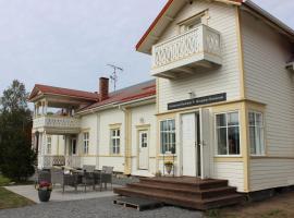 B&B Villa Kauppila, Ий (рядом с городом Мюллюкангас)