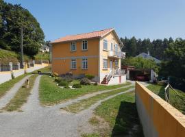 Casa Ventín, Кабаньяс