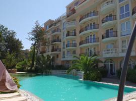 Apartments Anna on the Sunny beach