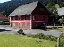 La vecchia Mesnerhaus