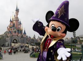 L'orchidée - Disneyland Paris