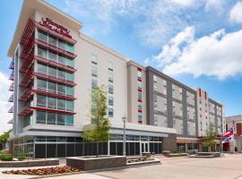 Hampton Inn Suites Atlanta Buckhead Place