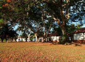 Pousada Xaraés, Todos os Santos (Boa Sorte yakınında)