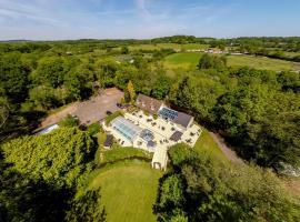 Rivendell Resort Dorset, Wimborne Minster (рядом с городом Chalbury)
