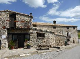 Casa Paco, Santa María Lanuez (рядом с городом Родельяр)