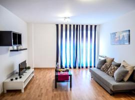 Apartamentos Turísticos Andorra Plus, Андорра (рядом с городом Урреа-де-Гаэн)