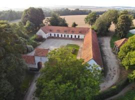 La Ferme du Bois Quesnoy, Ramecourt (рядом с городом Beauvois)