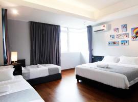 Sabah Luxury Cozy Family Suite