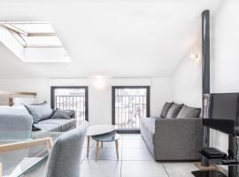 Appartement 304 - 18 rue Matabiau - Jeanne d'Arc, Toulouse