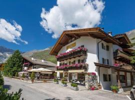Hotel Alpenblick, Moso (Lazins yakınında)