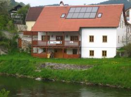 Gasthof Prinz, Krumau am Kamp