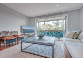 Grand parkside terrace with idyllic views