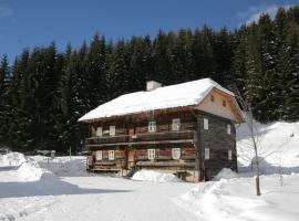 Appartement Schlosserhaus Turrach