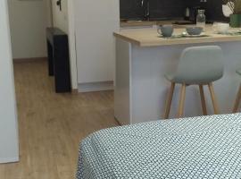 studio Pau/Parc Beaumont