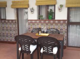 Casa El Patio (wifi, aire)