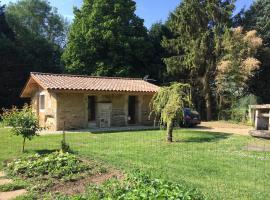 Gite Corferoud, Saint-Genis-sur-Menthon (рядом с городом Confrançon)