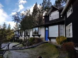 The Patagonian Lodge